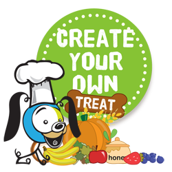 Create Your Own Organic Doggiee Treat