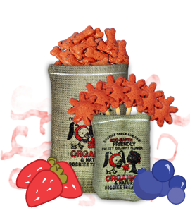 Organic & Natural Howlwaii Berry Blast (Farmer's Market Fresh)