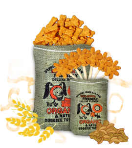 Doggiee Snack Bar    100% Organic   Natural Treats    Organic Nutty ... 6a3d99dd2f1d